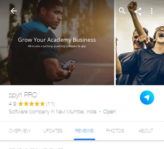 spynPRO Google Business