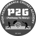 P2G Cricket Academy Australia logo